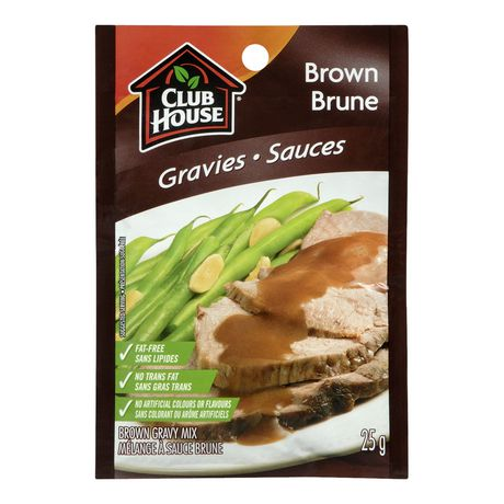 Club House Brown Gravy Mix - image 1 of 1