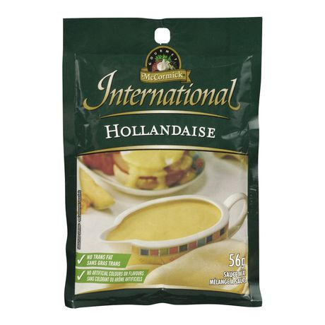 Mccormick International Hollandaise Sauce Mix Walmart Canada
