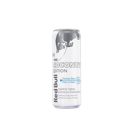 Red Bull Energy Drink Coconut Berry, Coconut Edition - image 1 of 2