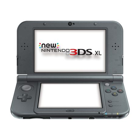 New Nintendo 3 Ds Xl   New Black by Nintendo