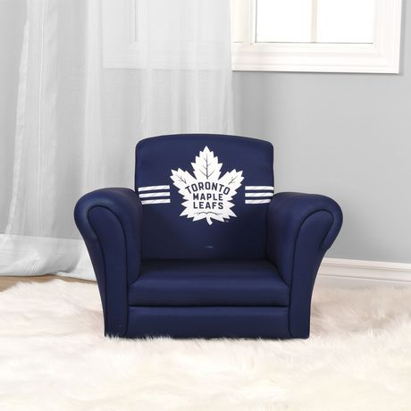 super cute 5f05e 63890 NHL Upholstered Toddler Chair- Toronto Maple Leafs