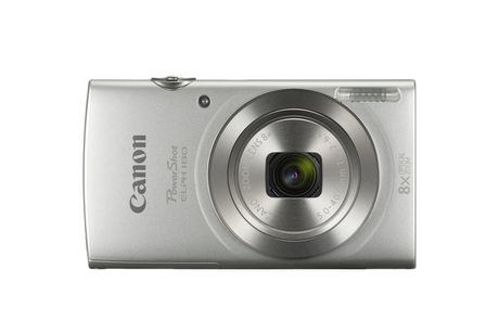Canon Canada Inc Canon Powershot Elph 180 Digital Camera Silver Other