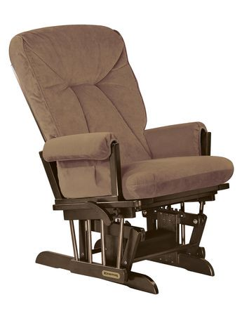 Chaise ber ante inclinable shermag largeur for Chaise bercante walmart