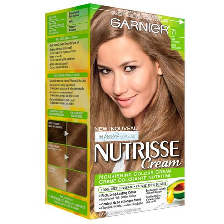 Nutrisse Cream 71 Dark Ash Blonde  Walmartca