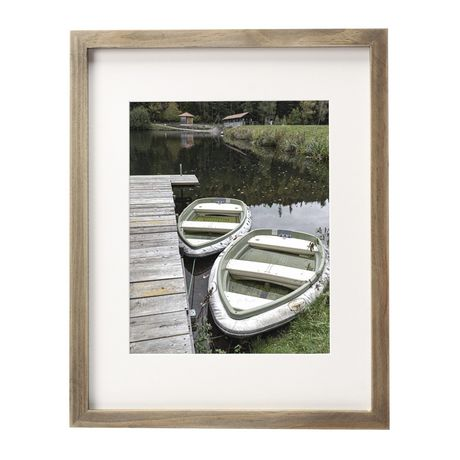 Hometrends Gallery Wood Frame