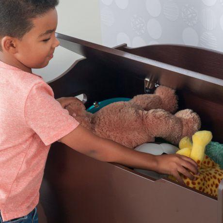 Coffre à jouets Austin - expresso - image 8 de 8