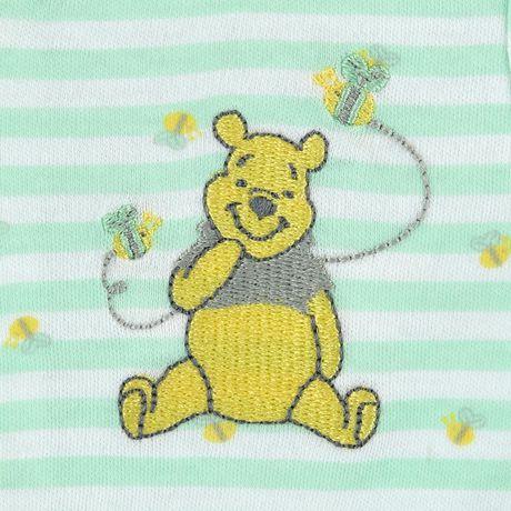 Disney Winnie The Pooh Baby Sleep 'n Play Sleepers - Pack of 2 - image 3 of 5