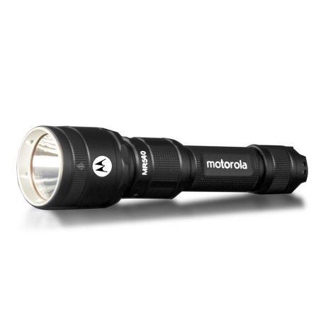 1100 LM Motorola reled Étanche Rechargeable Léger Lampe De Poche