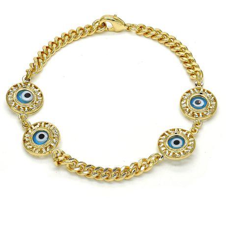 Ti Amo 14CT Or plaqué Dames bracelet - image 1 de 2
