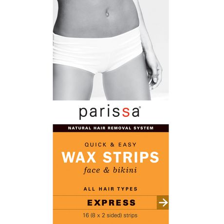 Parissa Wax Strips Face & Bikini - image 1 of 1