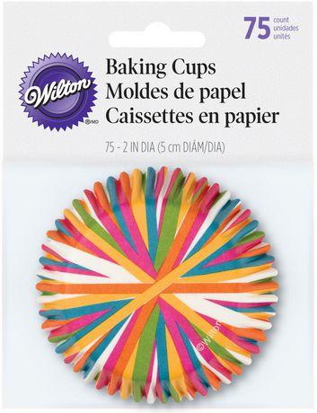 WILTON Baking Colour Wheel Cups - image 1 of 8