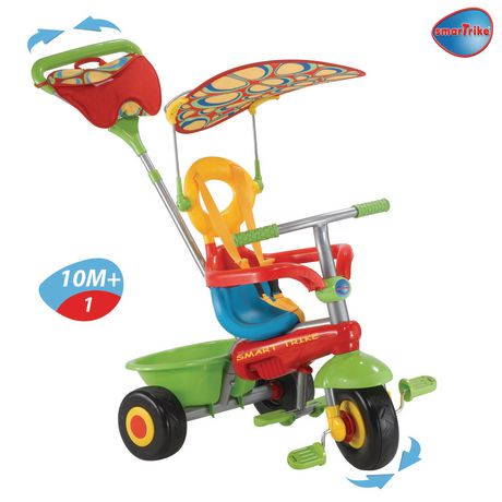 Smart Trike Boys\' Fresh Line 3-in-1 Tricycle | Walmart Canada