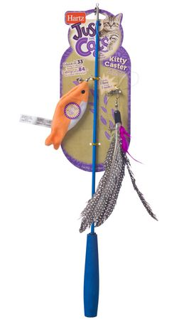 Hartz Just for Cats Kitty Caster CAT Toy - image 1 of 1