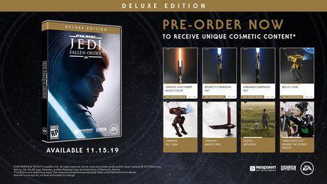 Star Wars Jedi Fallen Order - Deluxe (PS4) - image 2 of 8