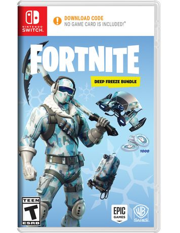 Fortnite : Deep Freeze pour Switch de Nintendo - image 1 de 1