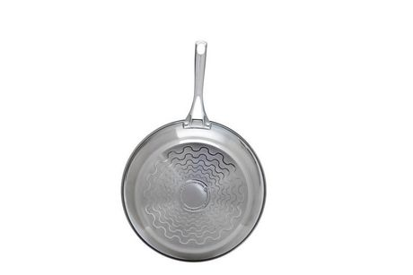 T Fal Inspire 24 Cm Stainless Steel Fry Pan Walmart Canada