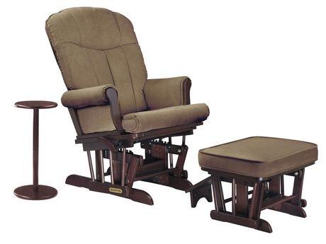 chaise ber ante pouf inclinable shermag avec table de caf de verrouillage position multiple. Black Bedroom Furniture Sets. Home Design Ideas