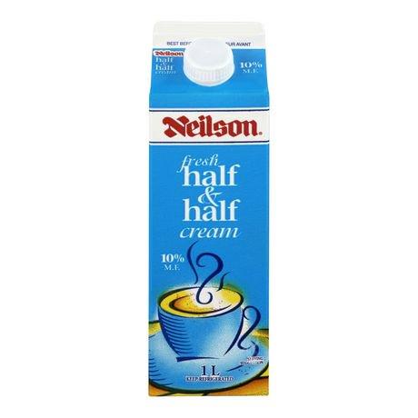 Neilson 10% Half & Half Cream | Walmart Canada