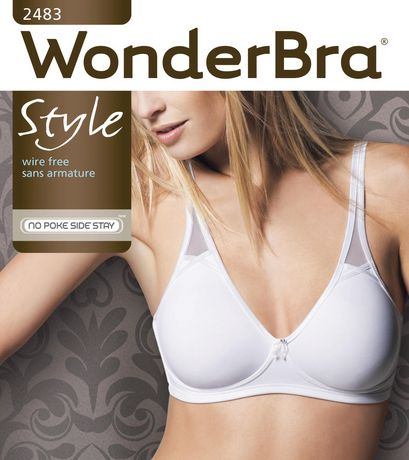 WonderBra No Poke Side-Stay™ WireFree Bra - image 2 of 2