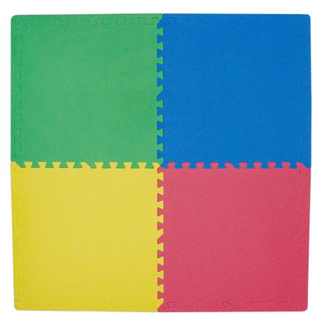 Connect A Mat Primary Colours Walmart Canada