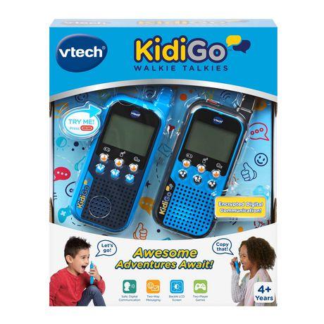 VTech® KidiGo™ Walkie Talkies - English Version - image 4 of 6
