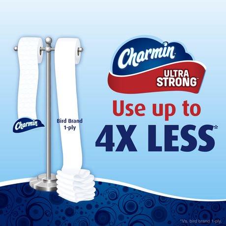 Charmin Ultra Strong™ Toilet Paper | Walmart.ca