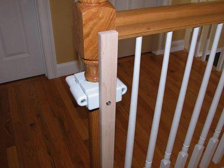 Kidco Stairway Gate Installation Kit Walmart Canada