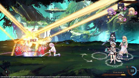 Super Neptunia RPG [Nintendo Swicth] - image 3 of 7