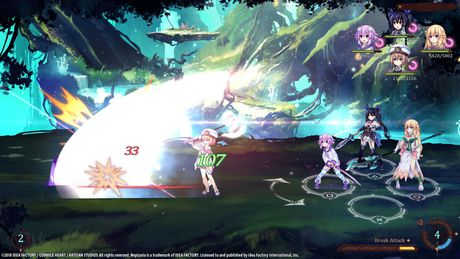 Super Neptunia RPG [Nintendo Swicth] - image 2 of 7