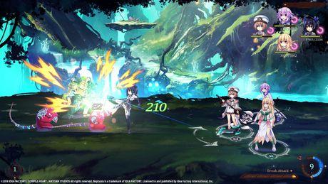 Super Neptunia RPG [Nintendo Swicth] - image 4 of 7
