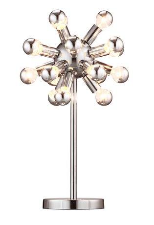 Zuo pulsar table lamp chrome 50007 walmart canada zuo pulsar table lamp chrome 50007 mozeypictures Gallery