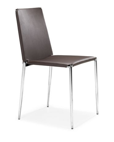 Zuo Alex Dining Chair, Set of 4 - image 1 of 7