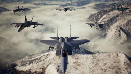 Jeu vidéo Ace Combat 7: Skies Unknown pour PS4 - image 2 de 4