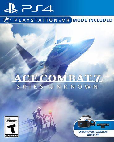 Jeu vidéo Ace Combat 7: Skies Unknown pour PS4 - image 1 de 4