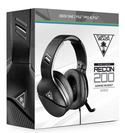 6a06ff307a4 Turtle Beach® Recon 200 Amplified Gaming Headset for Xbox One and  PlayStation®4 ...