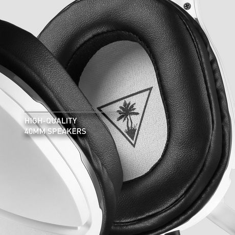 Turtle Beach® Recon 200 White Amplified Gaming Headset for Xbox One and PlayStation®4 - image 3 of 6