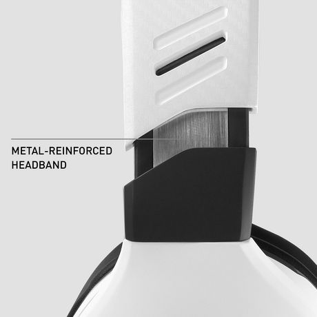Turtle Beach® Recon 200 White Amplified Gaming Headset for Xbox One and PlayStation®4 - image 4 of 6