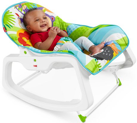 Fisher-Price Infant-to-Toddler Rocker - Green - Walmart Exclusive - image 3 of 9