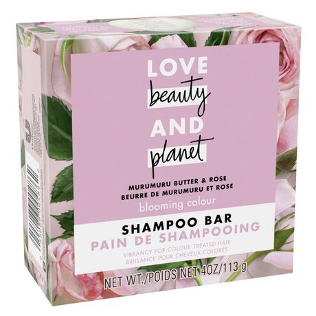 Love Beauty And Planet Shampoo Bar for colour treated hair Murumuru Butter Scent, vegan & paraben free 113 gr - image 3 of 8