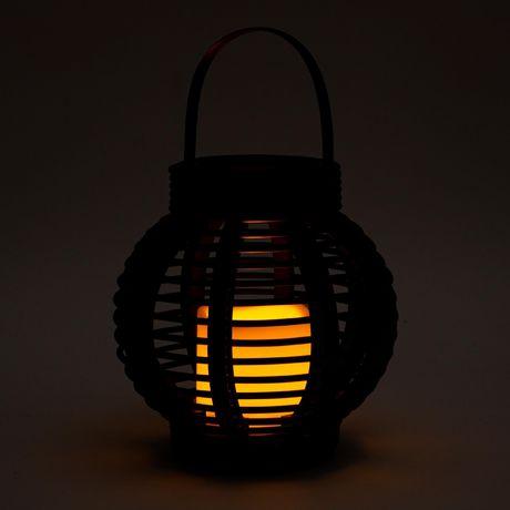 Truu Design Rattan Lantern - image 4 of 5