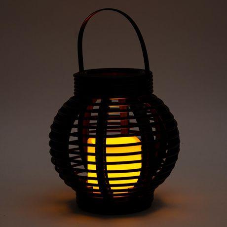 Truu Design Rattan Lantern - image 3 of 5