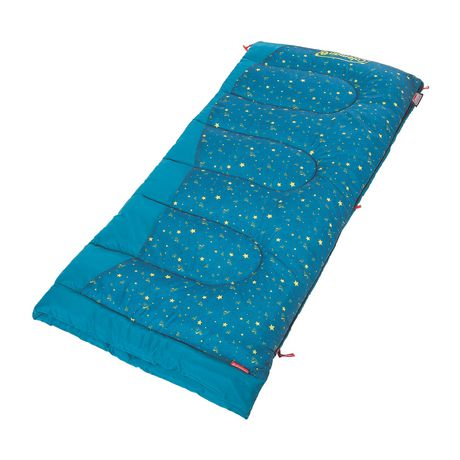 Firefly™ Youth Blue Sleeping Bag - image 3 of 4