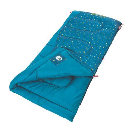 Firefly™ Youth Blue Sleeping Bag - image 4 of 4