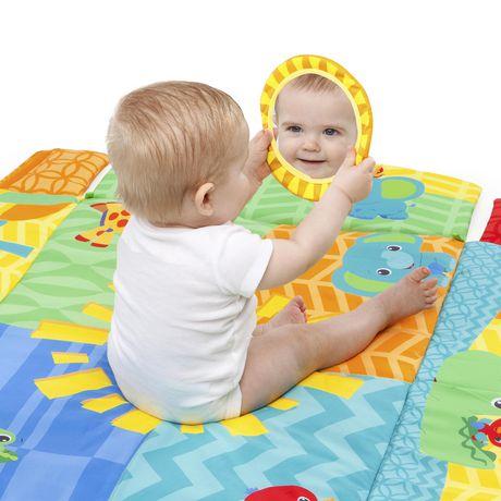 Bright Starts™ Sunny Safari™ Baby's Play Place™ Activity ...
