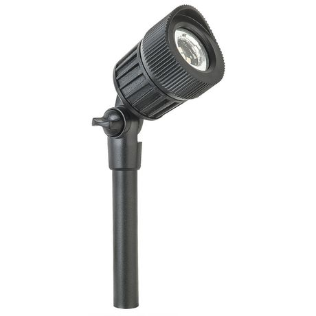 Paradise Gl33010bk Low Voltage Cast Aluminium Led Spot