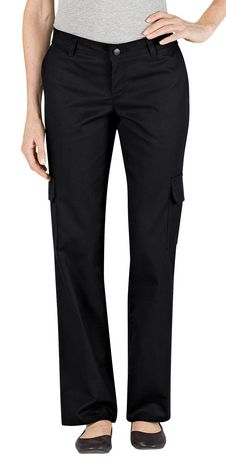 dc6cfe9d32f Genuine Dickies Women s Twill Cargo Pant - image 1 of 2 ...