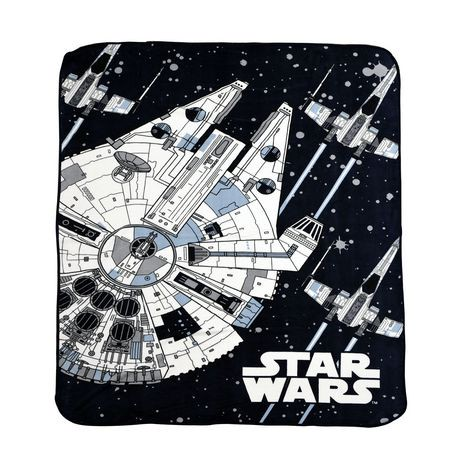 Star wars micro raschel blanket walmart canada publicscrutiny Gallery