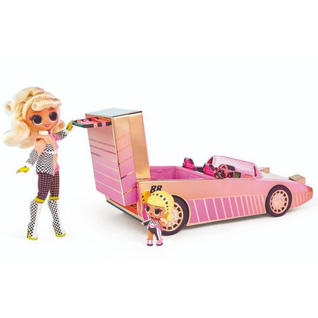 *CAR POOL COUPE* Exclusive For Tots Doll Dance Floor IN HAND LOL L.O.L Surprise