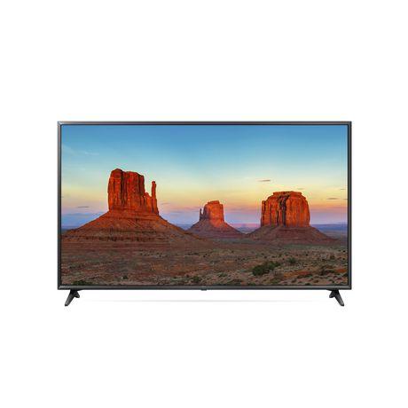 "LG 65"" UK6300 4K UHD Smart TV with WebOS 4.0 - image 1 of 3"