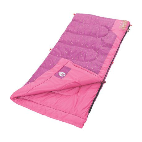 Firefly Youth Pink Sleeping Bag Walmart Canada